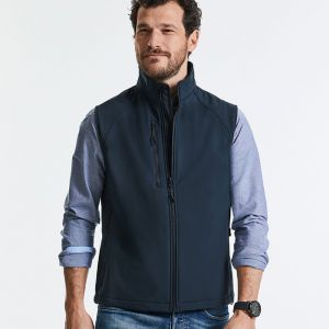 Russell - Soft Shell Gilet - J141M