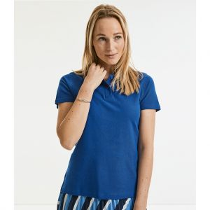 Russell - Women's Ultimate Cotton Polo - J577F