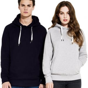 Earth Positive - Unisex Organic Pullover Hoodie - EP60P