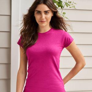 Gildan - SoftStyle Women's Ringspun T-Shirt - GD72