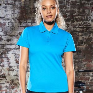 Just Cool by AWDis - Girlie Wicking Polo Shirt - JC045