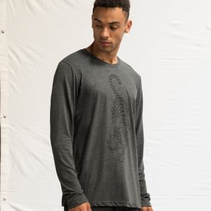 Just Ts & Polos by AWDis - Long Sleeve Tri-Blend T-Shirt - JT002