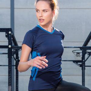 Kustom Kit - Gamegear Ladies Cooltex Training T-Shirt - KK940