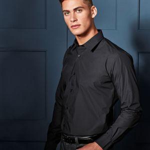 Premier - Supreme Long Sleeve Poplin Shirt - PR207