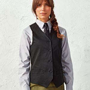 Premier - Ladies Hospitality Waistcoat - PR621