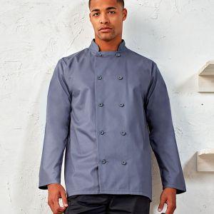 Premier - Long Sleeve Chefs Jacket - PR657