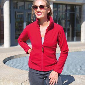 Result - Ladies Horizon High Grade Micro Fleece Jacket - RS115F