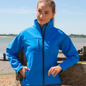 Result - Ladies Classic Soft Shell Jacket - RS121F