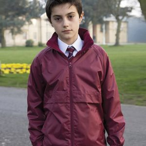 Result - Core - Kids Micro Fleece Lined Jacket - RS203B