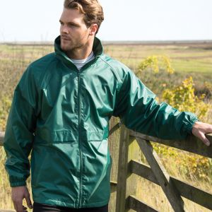 Result - Core - Micro Fleece Lined Jacket - RS203M