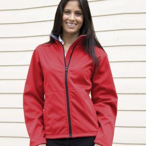 Result - Core - Ladies Soft Shell Jacket - RS209F