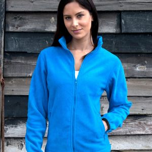 Result - Core - Ladies Fashion Fit Outdoor Fleece - RS220F