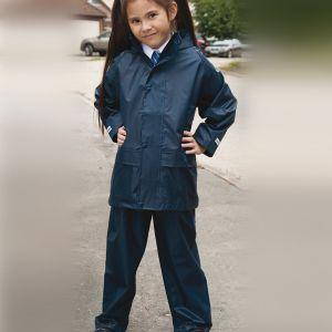 Result - Core - Kids Waterproof Rain Suit - RS225B
