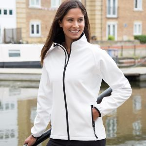 Result - Core - Ladies Printable Soft Shell Jacket - RS231F
