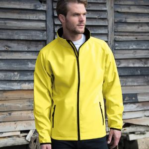 Result - Core - Printable Soft Shell Jacket - RS231M