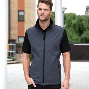 Result - Core - Printable Soft Shell Bodywarmer - RS232M