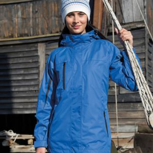 Result - Ladies 3-in-1 Soft Shell Journey Jacket - RS400F