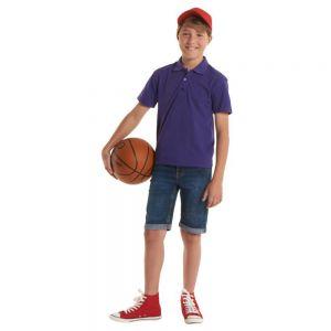 Uneek - Childrens Polo Shirt - UC103