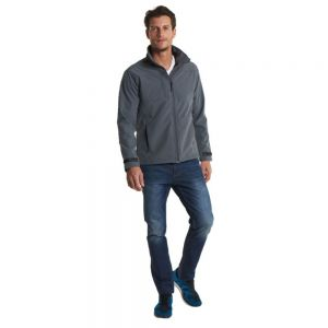 Uneek - Premium Full Zip Soft Shell Jacket - UC611