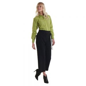 Uneek - Ladies Poplin Long Sleeve Shirt - UC711