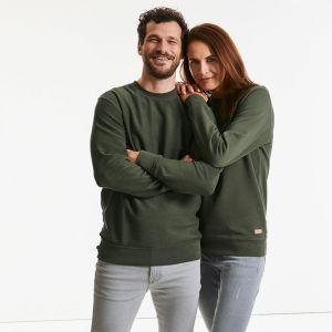 Russell - Pure Organic Reversible Sweatshirt - J208M