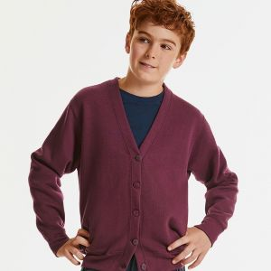 Russell Jerzees - Kids Cardigan - J273B