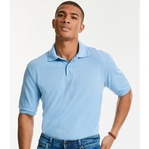 Russell - Hardwearing Poly/Cotton Polo - J599M