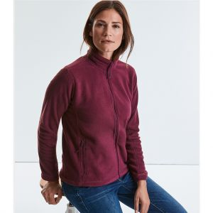 Russell - Women's Full Zip Outdoor Fleece - J870F