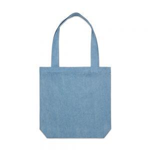 AS Colour - Denim Carrie Tote Bag - AS1012