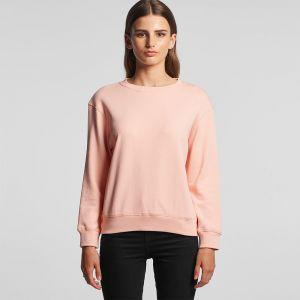 AS Colour - Women's Premium Crew Sweatshirt - AS4121