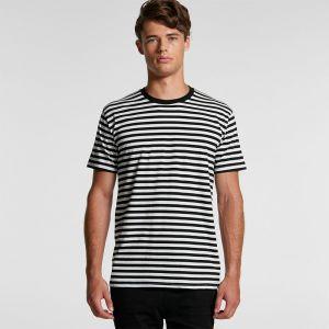 AS Colour - Men's Staple Stripe Tee - AS5028