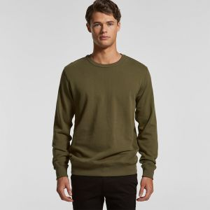 AS Colour - Men's Premium Crew Sweatshirt - AS5121