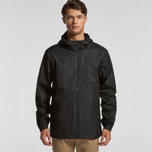AS Colour - Men's Section Zip Jacket - AS5508