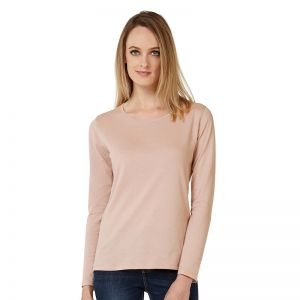 B&C Collection - #E150 Women's Long Sleeve T-Shirt - B211F