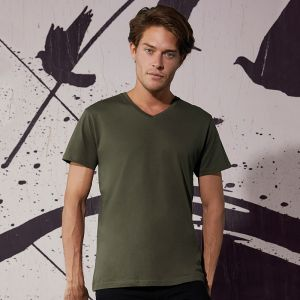 B&C Collection - Organic Men's V-Neck T-Shirt - BA119
