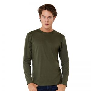 B&C Collection - #E150 Long Sleeve T-Shirt - BA211