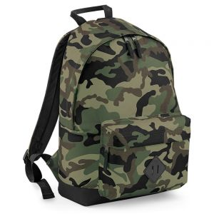 BagBase - Camo Backpack - BG175