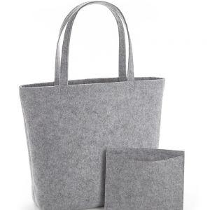 BagBase - Felt Shopper - BG721