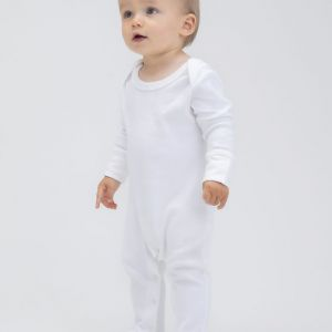 Babybugz - Baby Organic Sleepsuit with Mitts - BZ35