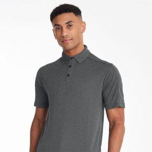Callaway - Denim Jacquard Polo Shirt - CW031