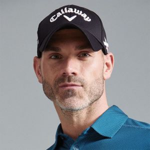 Callaway - Side Crested Structured Cap - CW090