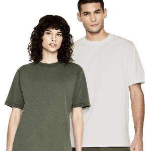 Earth Positive - Unisex Oversized Heavy Jersey T-shirt - EP19