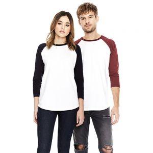 Earth Positive - Unisex Baseball T-Shirt - EP22
