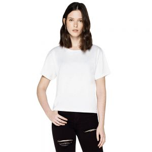 Earth Positive - Women's Loose Fit Short T-Shirt  - EP25