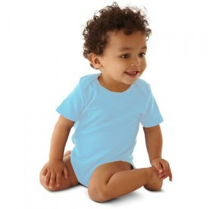 Earth Positive - Organic Babygrow - EPB02