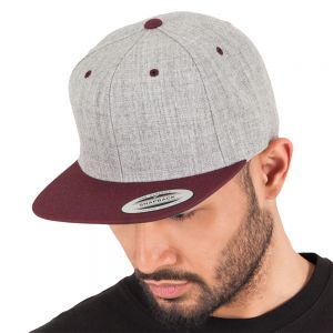 Flexfit by Yupoong - The classic snapback 2-tone - F6089MT