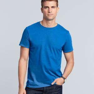 Gildan - SoftStyle Adult Ringspun T-Shirt - GD01