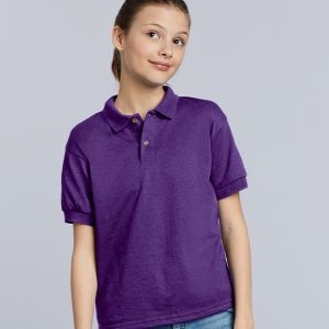 Gildan - Kids Dry Blend Jersey Knit Polo - GD40B