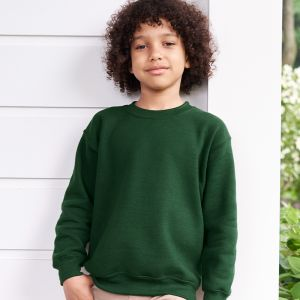 Gildan - Heavy Blend Youth Crew Neck Sweatshirt - GD56B
