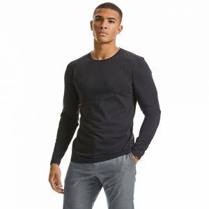 Russell - Men's Pure Organic Long Sleeve T-Shirt - J100M